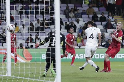 南韓1比0勝吉爾吉斯晉級16強