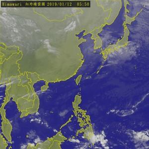 北台濕涼驟降5度 明起5天有雨