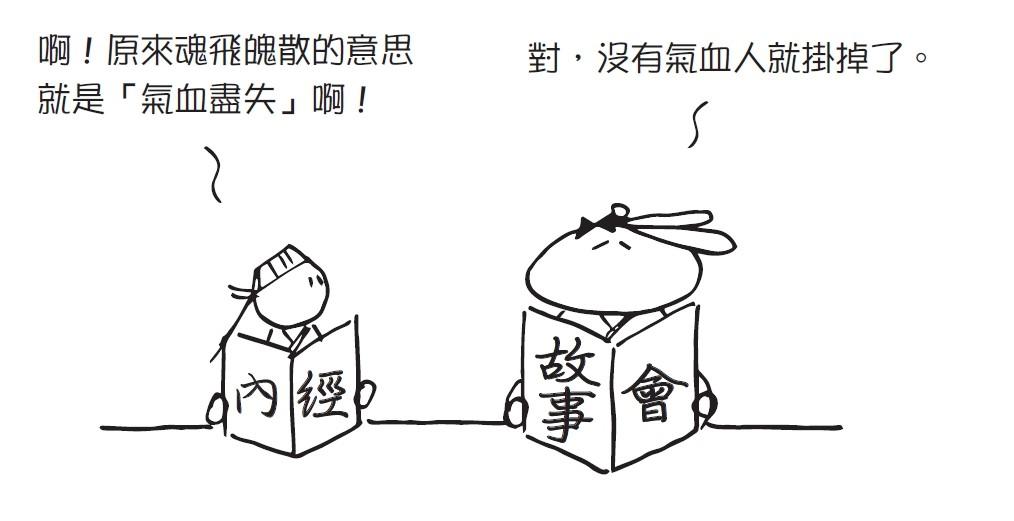 ▲《醫學就會:漫畫基礎中醫》肝臟血5 。(圖/時報出版提供)