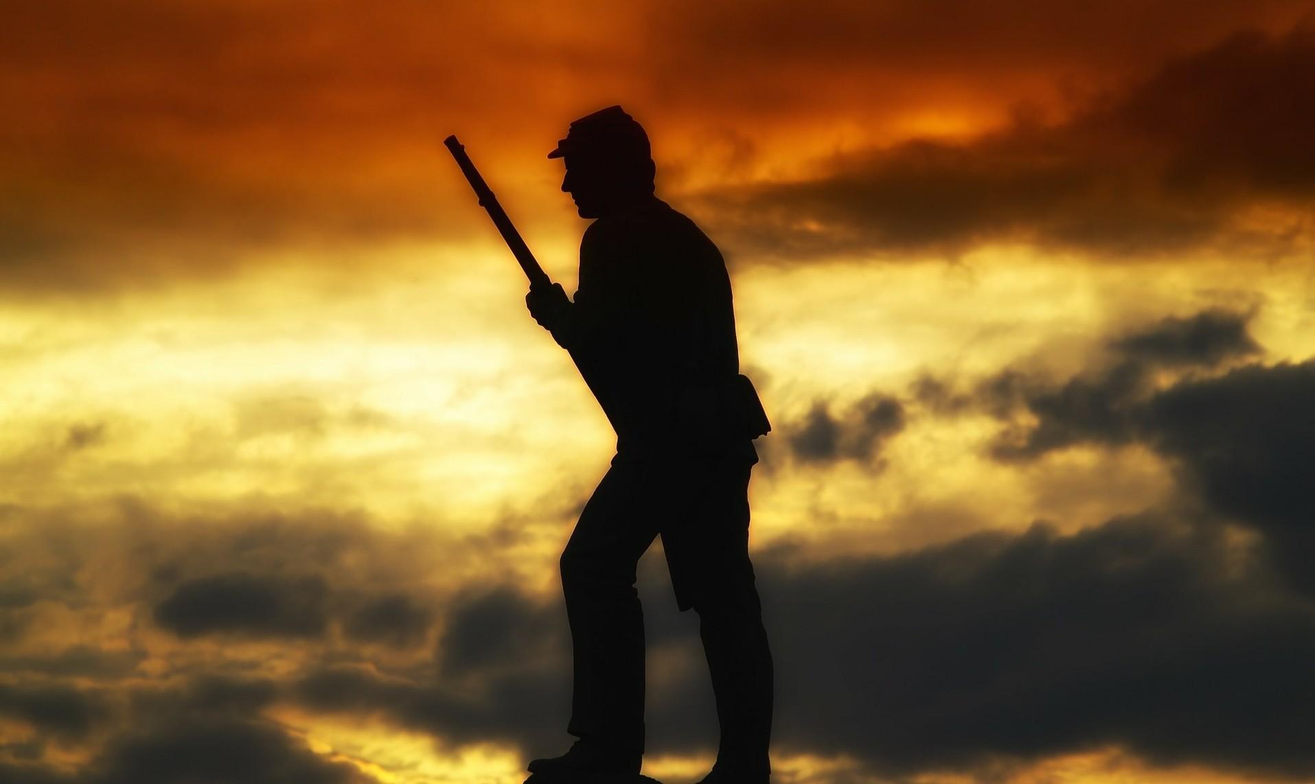 ▲士兵 。(圖/取自免費圖庫pixabay)