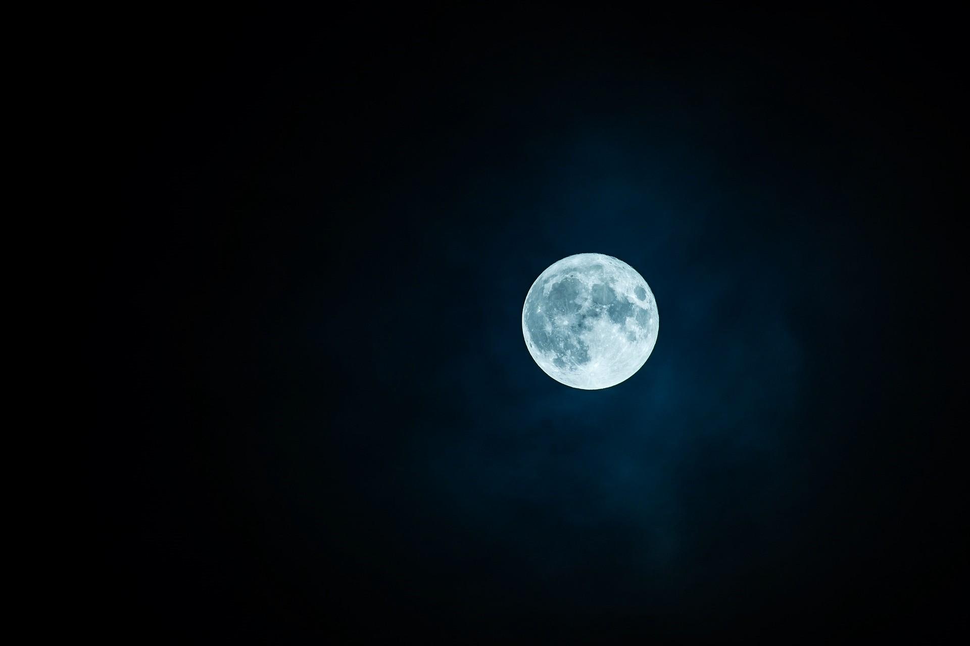▲夜晚 。(圖/取自免費圖庫pixabay)