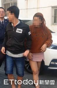 北港警方 查獲逾期停留7越籍男女