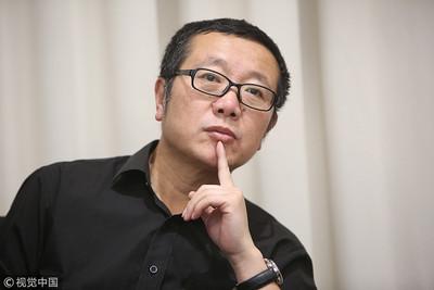 《流浪地球》作者劉慈欣:中國現在最強的感覺是未來感