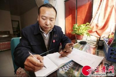 西安文青運將15年寫詩300多首