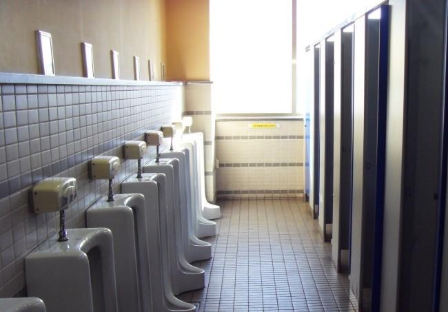 ▲▼男性廁所(圖/翻攝自Naver Blog)