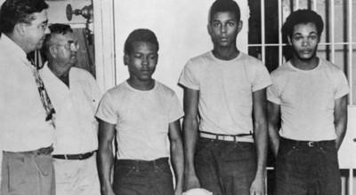70年前性侵懸案 4名黑人獲赦免