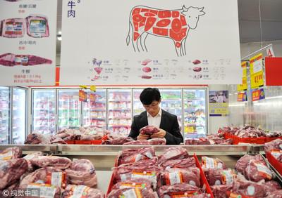 非洲豬瘟侵23省 陸羊、牛肉漲價