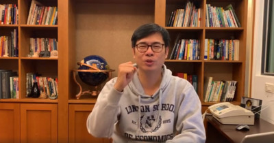 韓國瑜送兩相信 陳其邁:中央地方會攜手合作