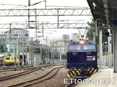 南海電鐵「藍武士號」彩繪列車亮相