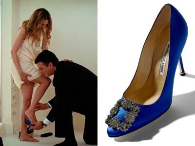 說・流行/MANOLO BLAHNIK鞋來台