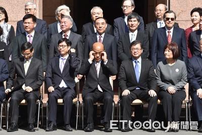 國民黨團轟:內閣人事名單複製貼上