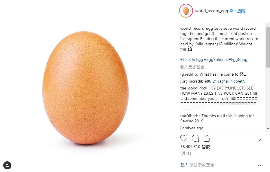 ▲▼爆紅的雞蛋與馬鈴薯。(圖/翻攝自左IG @recordpotato、右IG @world_record_egg)
