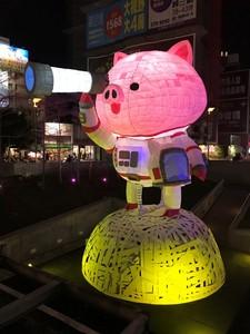 新竹過好年藝術燈節 25日開展