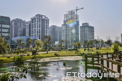 全國都市地價出爐 總指數上漲0.22%