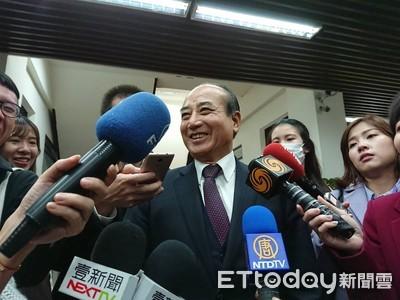 王金平:希望元宵節前後宣布選總統