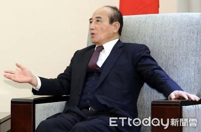 朱立倫2015邀請參選總統 王金平:已同意但新郎不是我