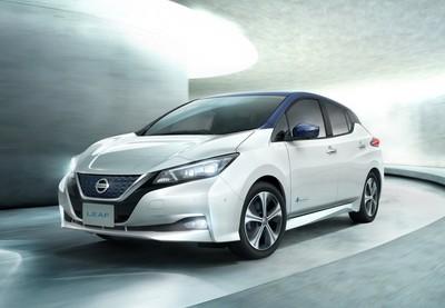 Nissan Leaf可望r2019年導入台灣