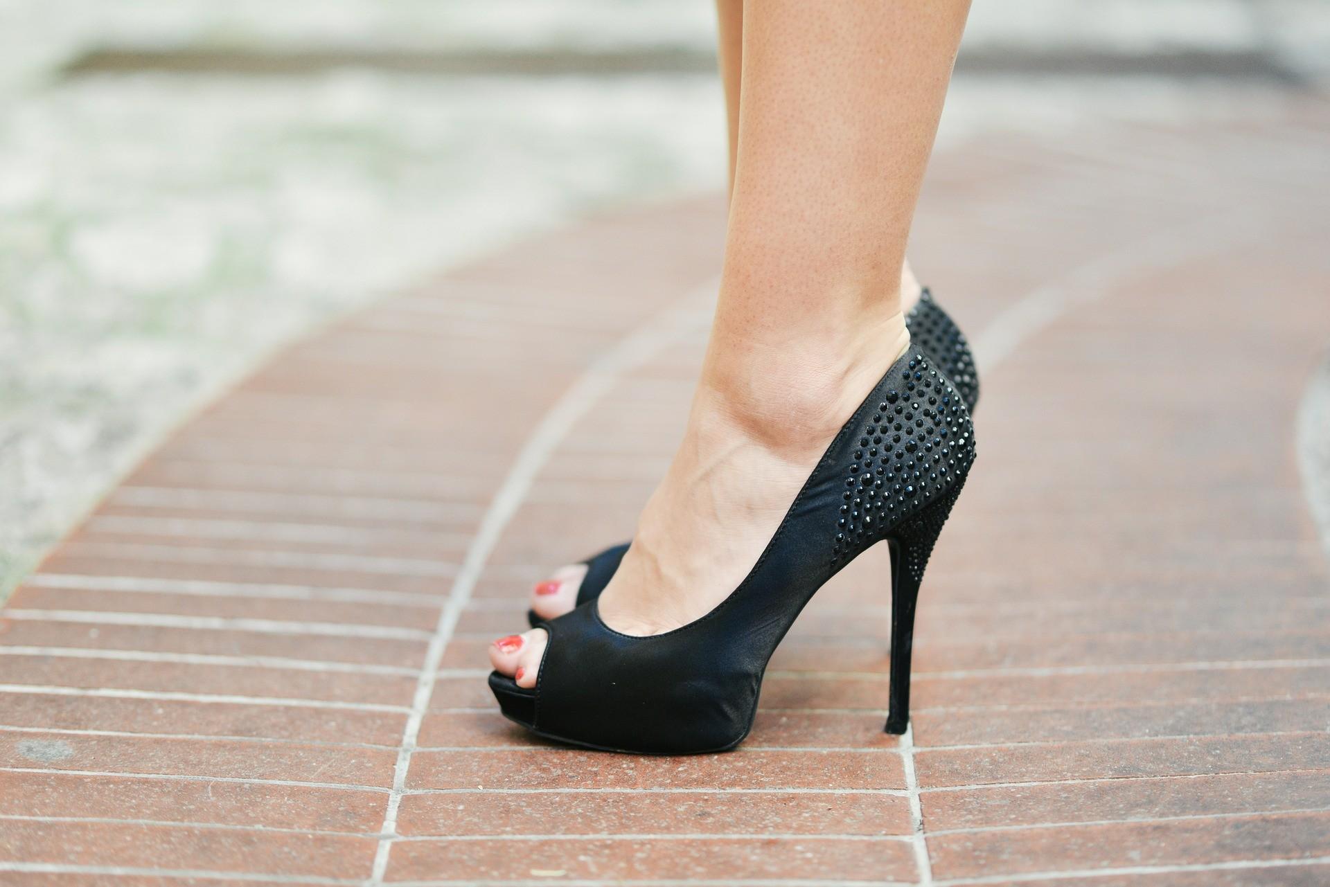 ▲高跟鞋。(圖/取自免費圖庫Pixabay)