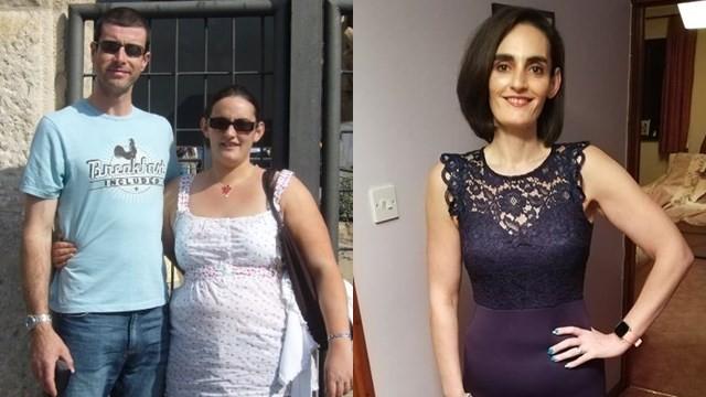胖到破褲才狠心「減重83公斤」 人妻才發現肉埋著一顆大腫瘤