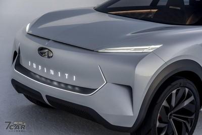 Infiniti「未來電動車」長這樣