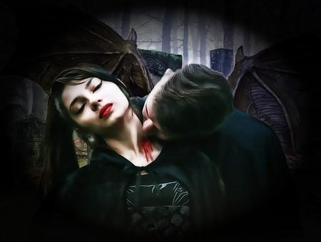▲▼吸血鬼。(圖/pixabay)