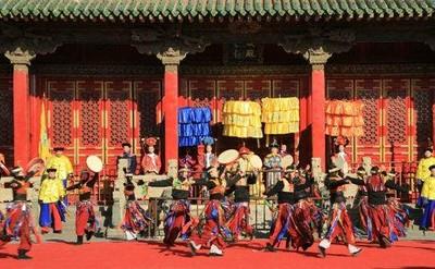 清朝皇帝過年 原來要吃這一味