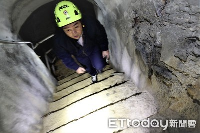200米深坑道「鼓山洞」 二戰遺址首曝光