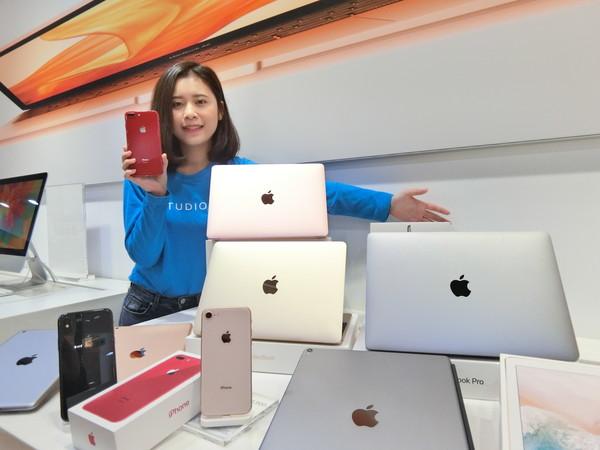 ▲▼STUDIO A將於19日在4個門市中舉辦蘋果福利品出清特賣會。(圖/STUDIO A提供)