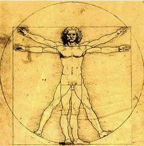 肌情裸男教解剖!全身都被「看光光」