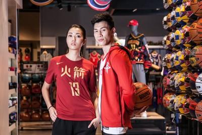 新年新氣象 NBA Store推新年活動