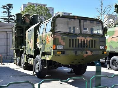 巴基斯坦成功試射LY-80防空導彈
