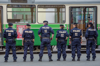 奧同志警等17年 歐法院判還25%退休金