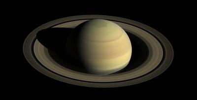 「土星環」年紀僅占土星的最後2%