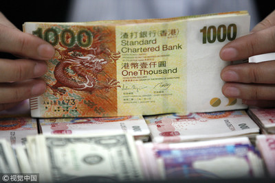 港幣直直落!台銀換匯價創9年半新低 換新台幣10萬多賺逾6000元