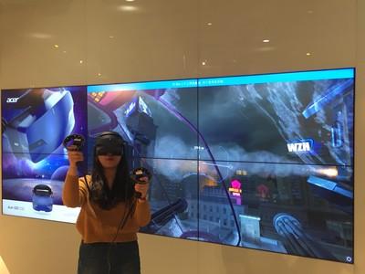 宏碁推Acer OJO 500+VR實驗場