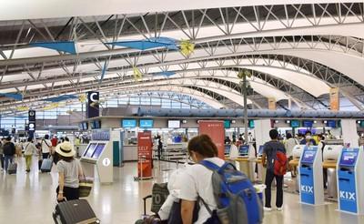 旅客都去買新的 日本呼籲勿將舊行李箱丟機場