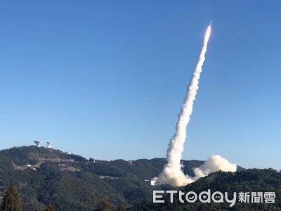 成大參與日本微衛星 成功發射