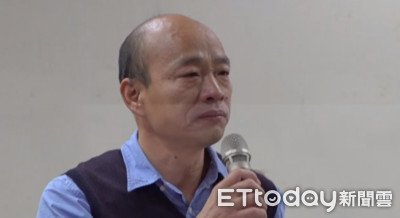 韓國瑜渴望林濁水「一句讚美」
