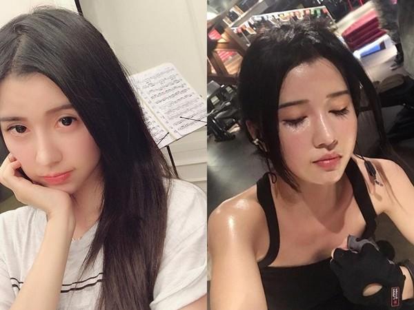 ▲BY2妹Yumi上個月在北京遭男按摩師猥褻。(圖/翻攝自微博/會火)