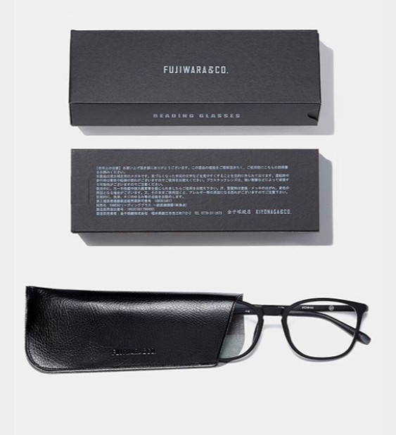 藤原浩三方联名潮流眼镜来了!闪电Logo超经典、台币2千元即可入手