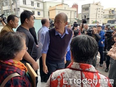 入北市府工作3天「自愛離開」 韓國瑜自嘲:一路被追殺