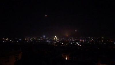 以色列夜襲敘利亞期間 曾與俄軍進行溝通