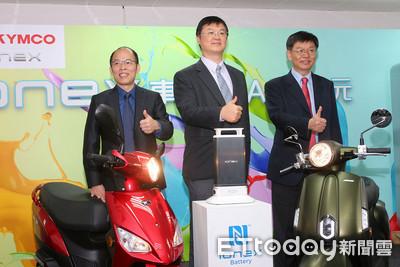 光陽要搶下50%台灣電動機車銷量
