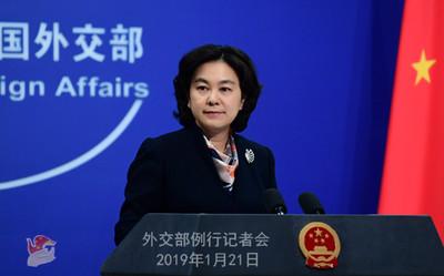多國政要賀新春 華春瑩:中國文化影響力