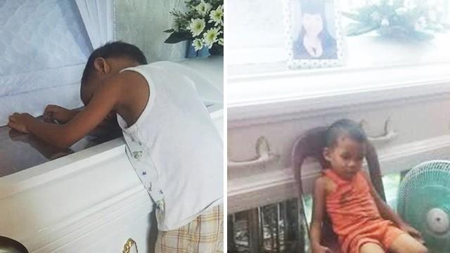 「媽媽會醒來的!」男童24小時死守棺材 不明白母親為何一直睡覺