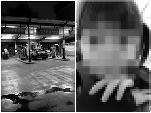 影/高雄噴槍案「百萬房仲父」送3歲女急救 通知前妻後到台南找友