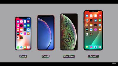 新一代iPod touch曝光 螢幕比XS Max大價格不到萬元