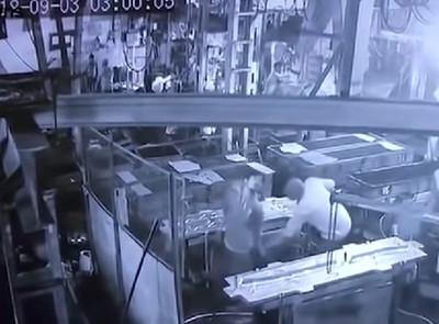 噴槍塞屁「灌風爆腸」 員工癱軟亡