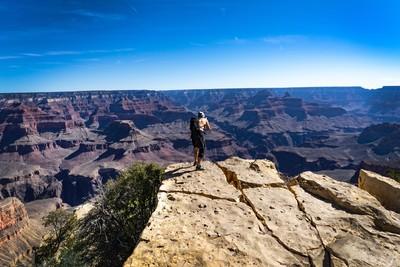 大峽谷2個月4人亡!為了自拍不要命