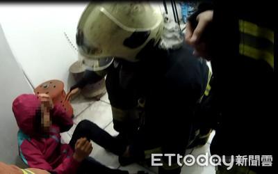 警消在25樓救尋死女 看到「臉」嘆:會有下一次